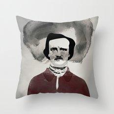 Edgar Throw Pillow