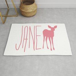 Life is Strange JANE Doe Rug