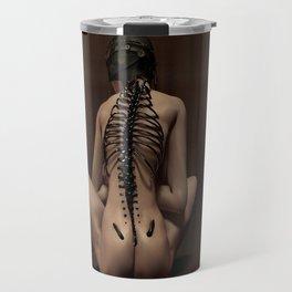 Spine Travel Mug