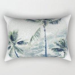 Reef palms Rectangular Pillow