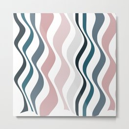 Abstract background 555 Metal Print
