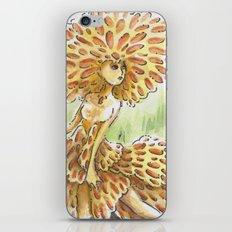 Empire of Mushrooms: Favolaschia calocera iPhone & iPod Skin
