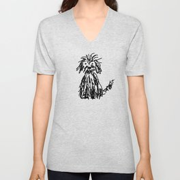 Doggy day Unisex V-Neck