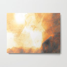 She is the sun Metal Print