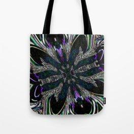 Static Manifold Tote Bag