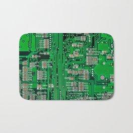 Circuit Board Bath Mat