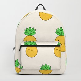 Happy Pineapple Backpack