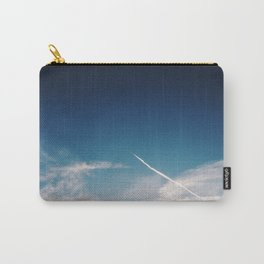 Blue Skies are calling, Groningen, Netherlands Carry-All Pouch