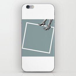 Floating Point iPhone Skin