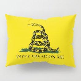 Don't Tread On Me Gadsden Flag Pillow Sham