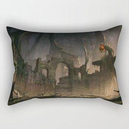 Gatekeeper Rectangular Pillow