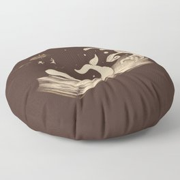 Moby Floor Pillow