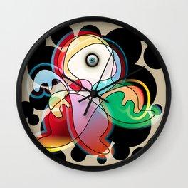 Ecto Trinity Wall Clock