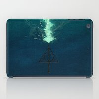 snape iPad Cases featuring Harry Potter Deathly Hollows Expecto Patronum by aleha