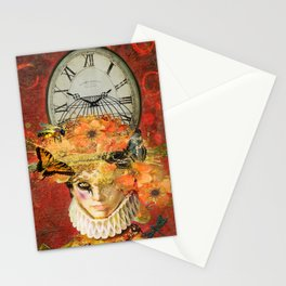 Master of Time Stationery Cards