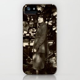 Under the Ivy iPhone Case