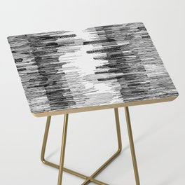 Polyline Distortion Side Table
