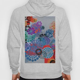 Abstract conposition 414 Hoody