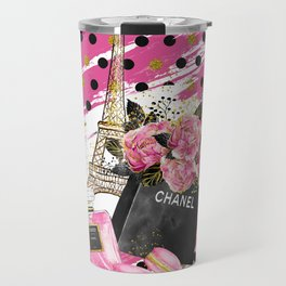 Fashion Paris #1 Travel Mug