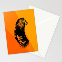 Iron Lion Zion Stationery Cards