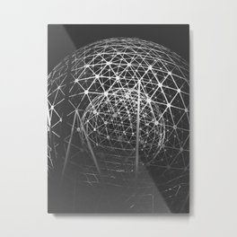 Balls of the Falls  Metal Print
