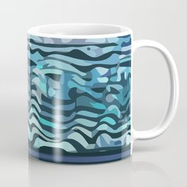 Wave #4 Coffee Mug