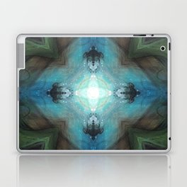 Sea Turtle Moon Laptop & iPad Skin