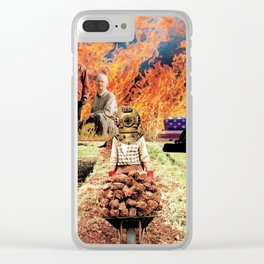 Wildfire One Clear iPhone Case
