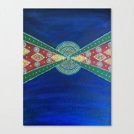 Colors of Yemen Canvas Print