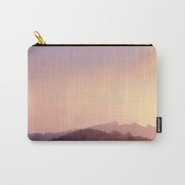 Alone at Sunset Carry-All Pouch