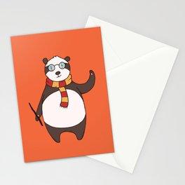 Wizard Panda Stationery Cards