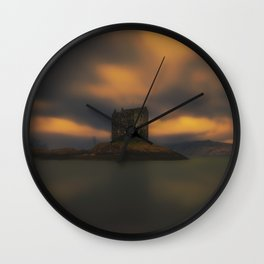 The Stalker Wall Clock