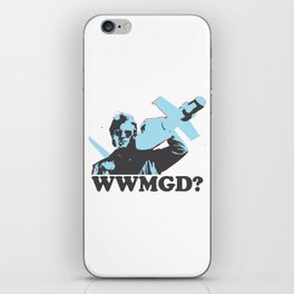 What would MacGyver Do? iPhone Skin