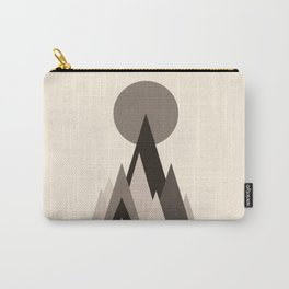 Mountain in the middle of the moon Carry-All Pouch