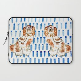 REDHEAD IN GLASSES Laptop Sleeve