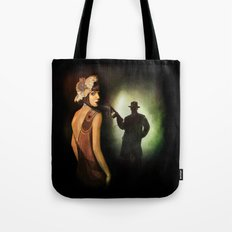The Roaring Twenties Tote Bag