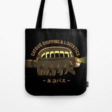Catbus Shipping & Logistics Tote Bag