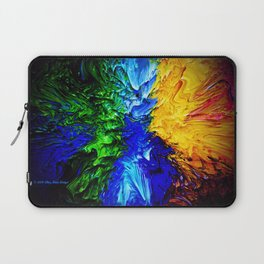 """""""Gas Flame"""" Digital Print Laptop Sleeve"""