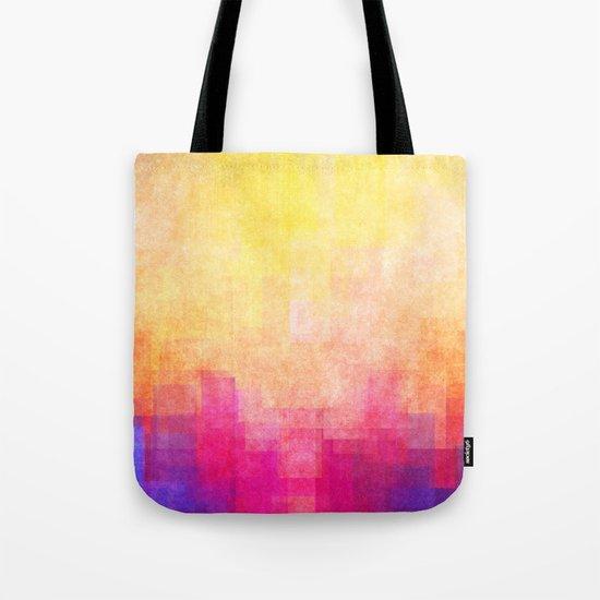 Magic Sunset Tote Bag