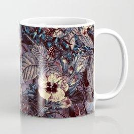 dark flowers #flower #flowers Coffee Mug