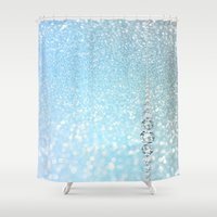 bisexual Shower Curtains featuring Diamonds are girls best friends I by Better HOME