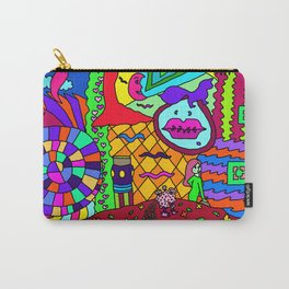 Abstract 32 Carry-All Pouch