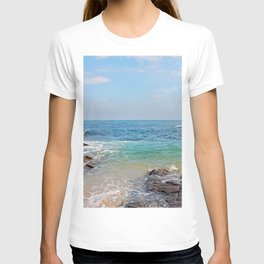 colors of the sea T-shirt