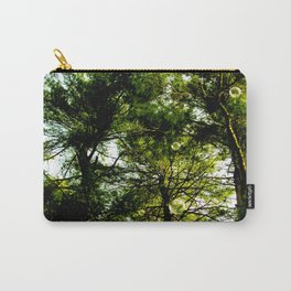 Bubble Trees Carry-All Pouch