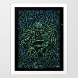 Minion Art Print