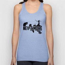 Nevermore Unisex Tank Top