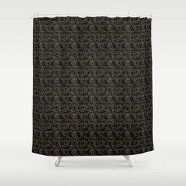 Death Globe Shower Curtain