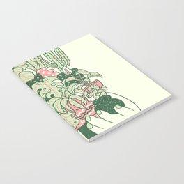 Plants Club (girl) Notebook