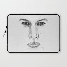 Kylo Ren/Adam Driver Portrait Laptop Sleeve