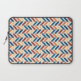 Skateboard Color Pattern Laptop Sleeve